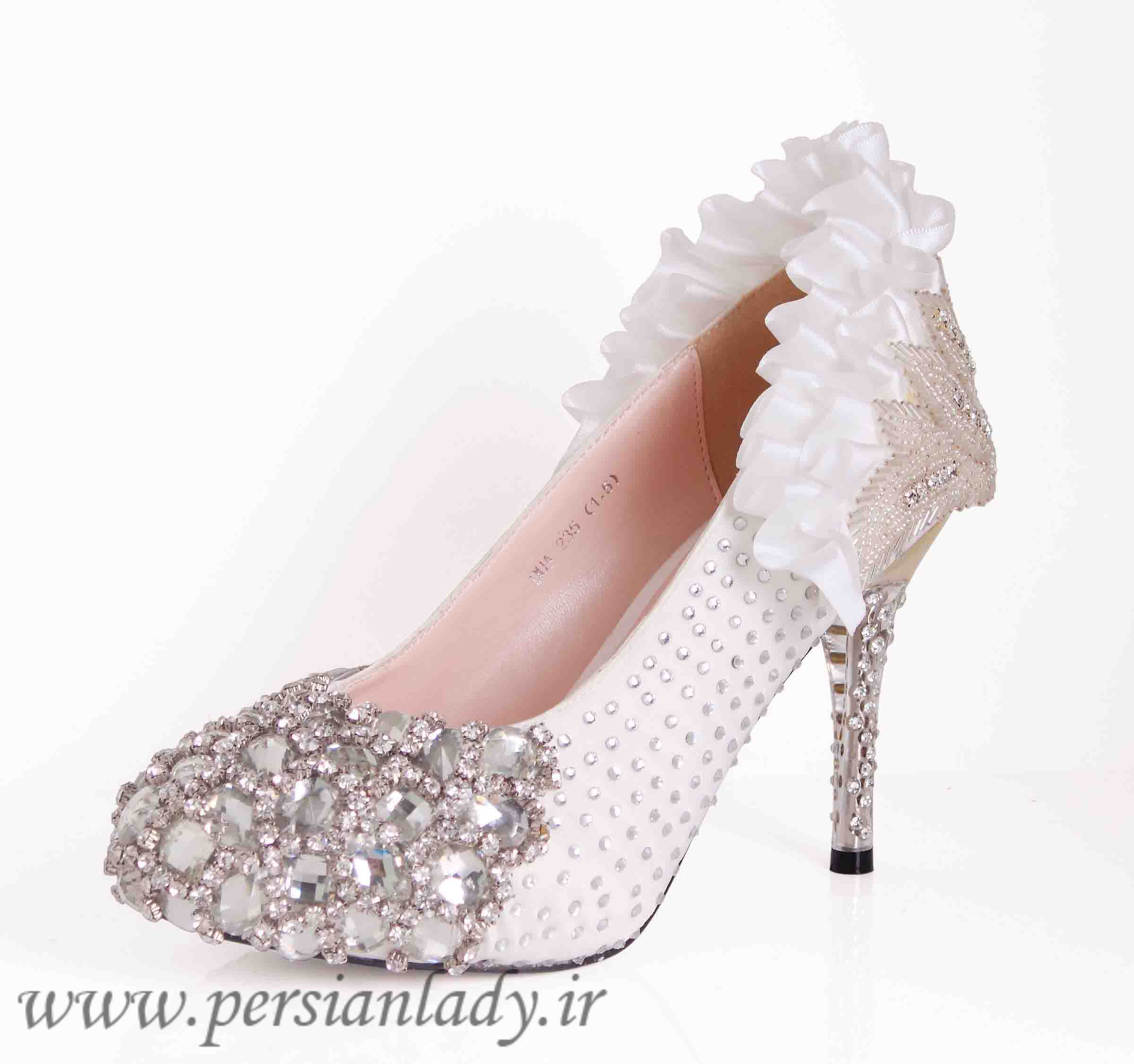 white-Bridal-Shoes-with-gems